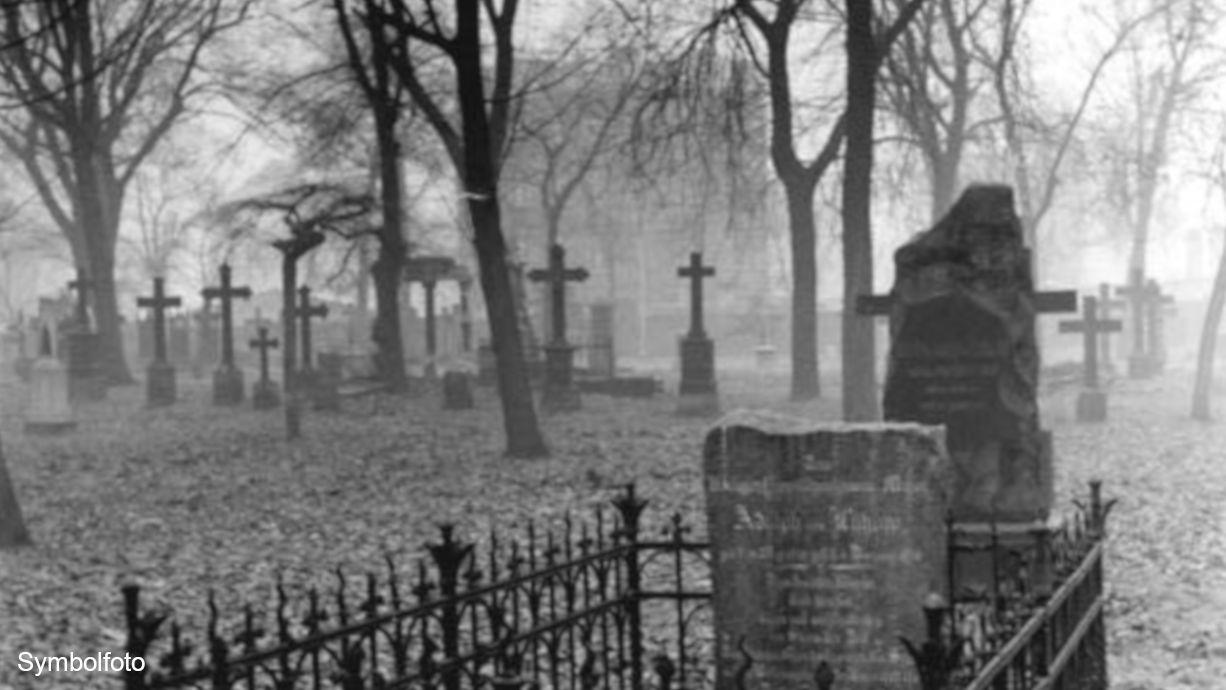 Der Garnisonsfriedhof in Berlin-Mitte