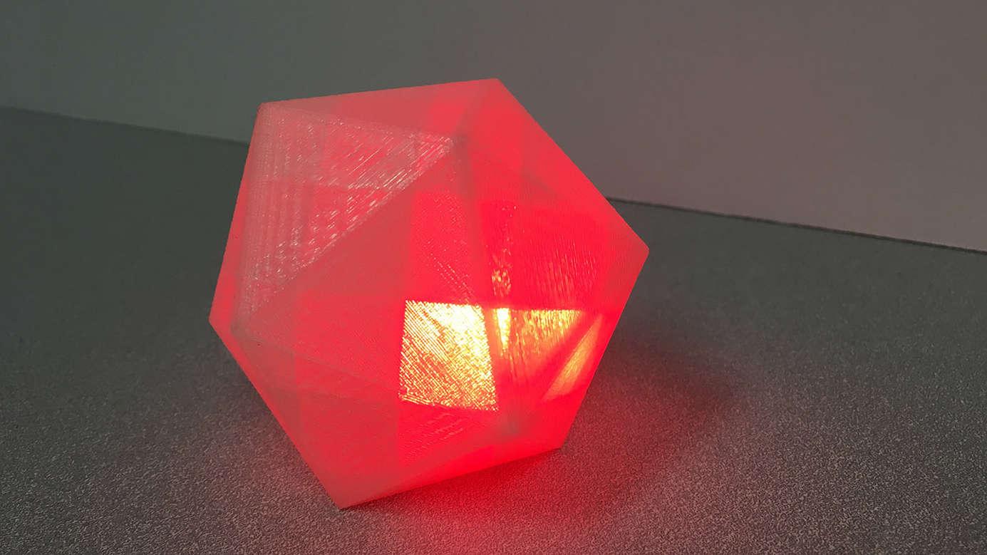 Ein kathartisches Objekt, an dem man seine negativen Gefühle auslassen kann.