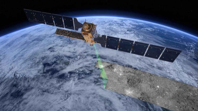 Weltraumradar-Satelliten wie Sentinel-1 und ALOS-2 können mit Hilfe von modernen Radargeräten Veränderungen der Erdoberfläche feststellen.