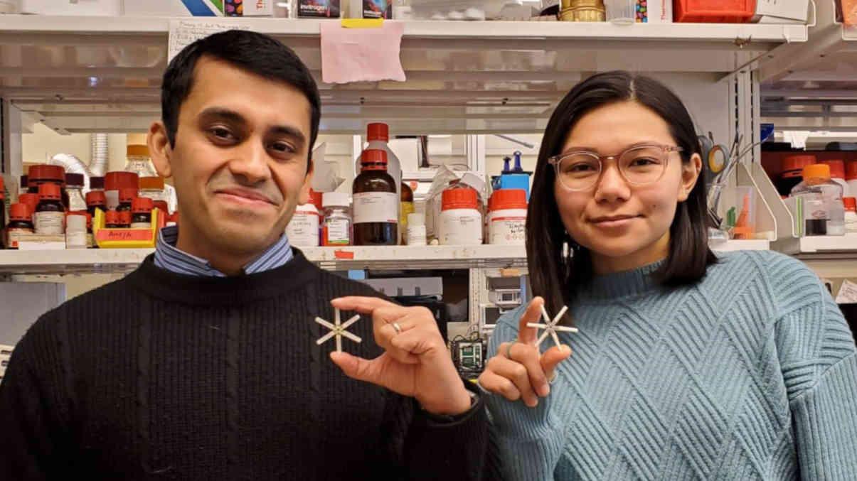 Mit diesem monatlichen Wirkstoff-Depot kann man die Anti-Baby-Pille nicht mehr vergessen.