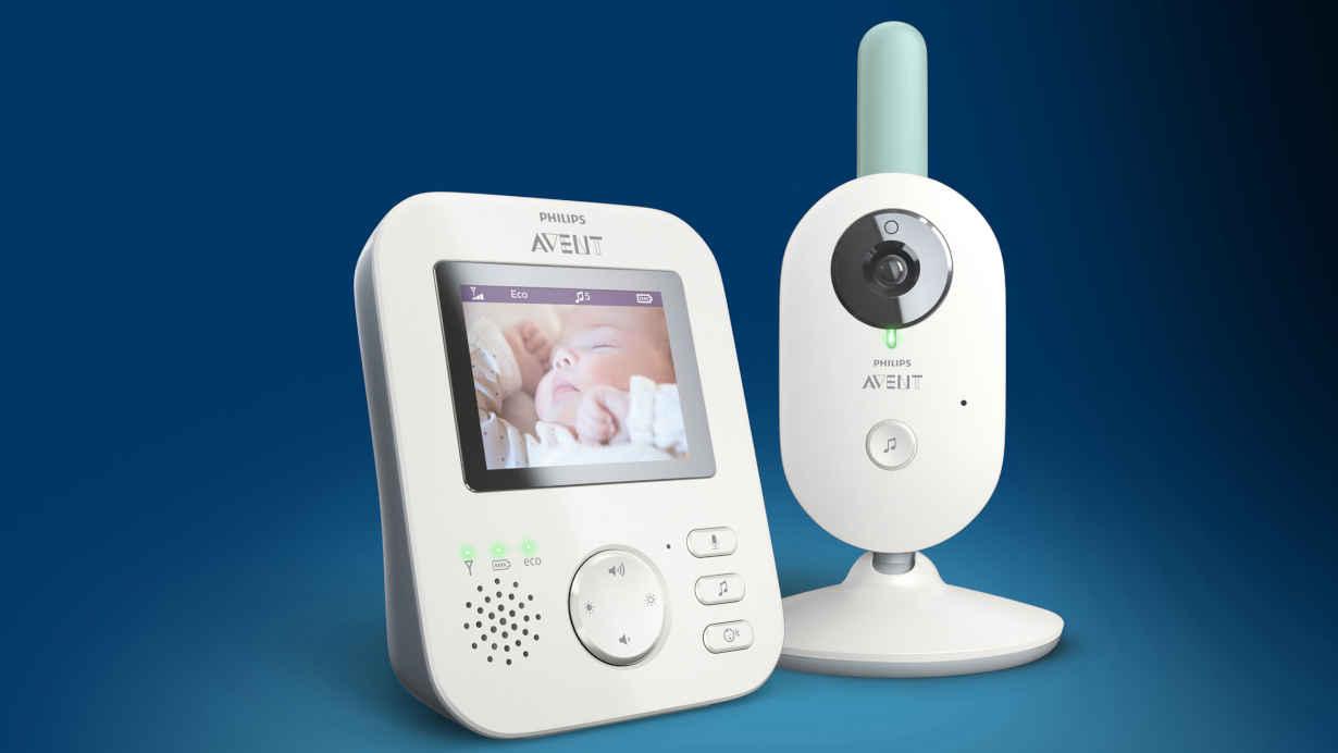 Das ist das Philips Avent Video-Babyphone SCD620, dessen Rückruf Philips bekannt gegeben hat.