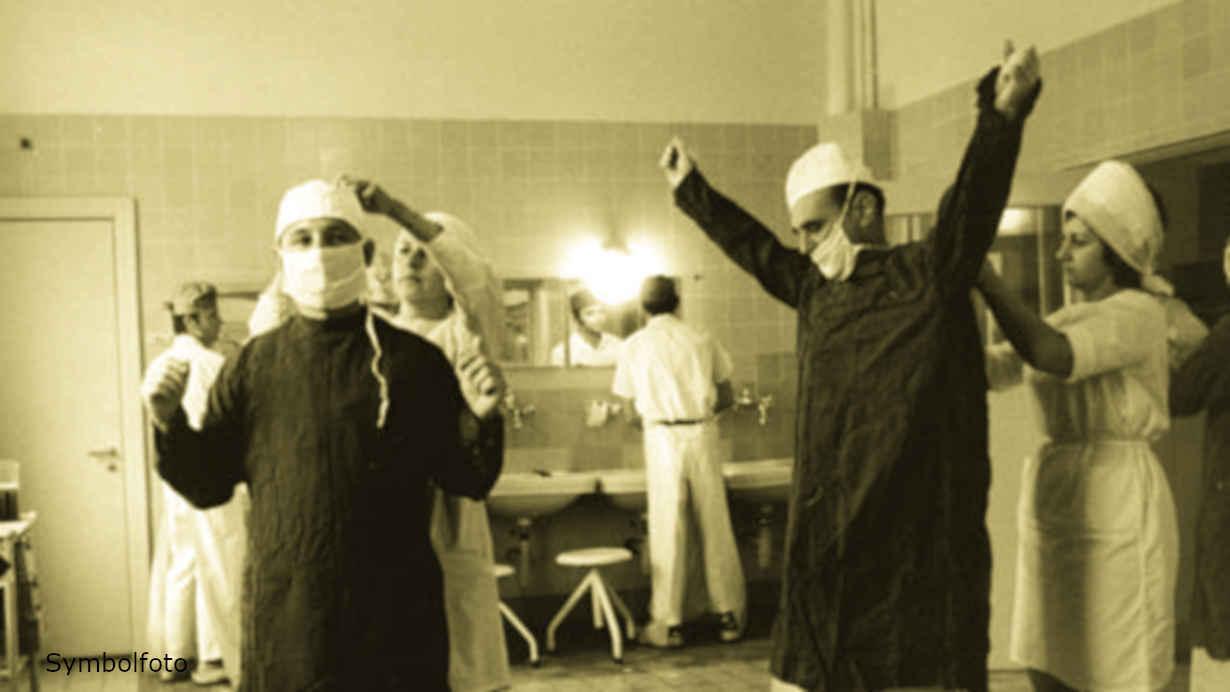 Der Mund-Nasen-Schutz (MNS) auch OP-Maske genannt, schützt nicht nur das medizinische Personal, sondern auch den Bürger.